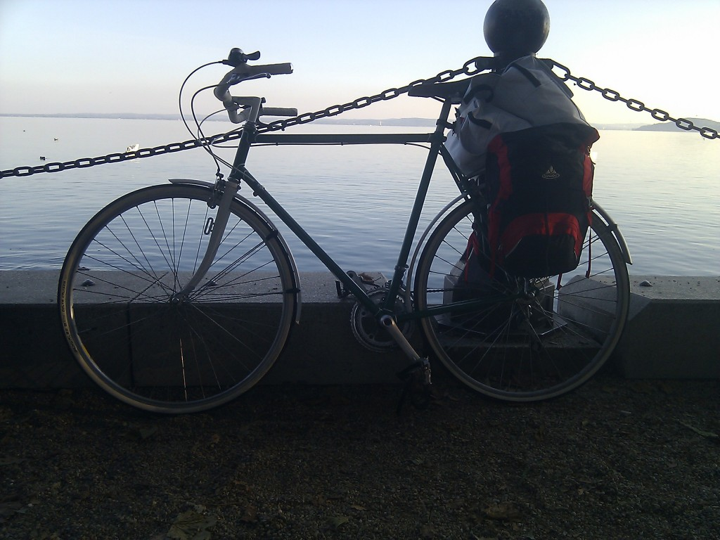 Balatonfüred bicikli