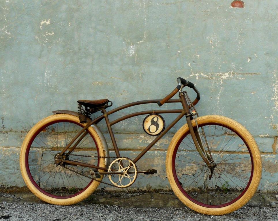 old track racer