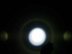 BBB BLS-46 első villogó fény
