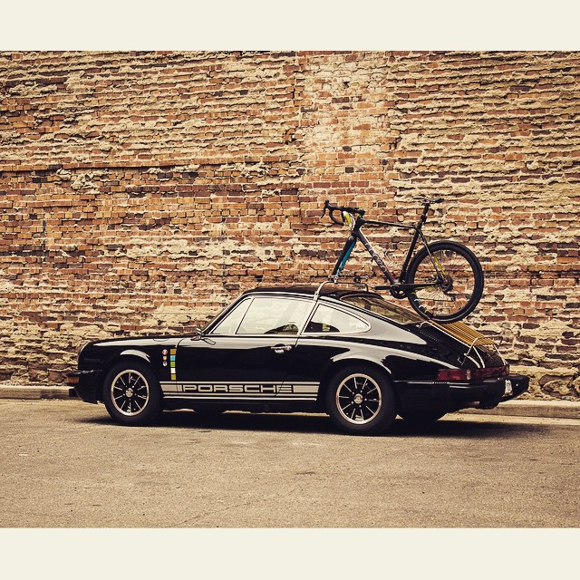 porsche+bicikli