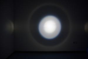 BBB BLS-46 Spark első lámpa fény teszt