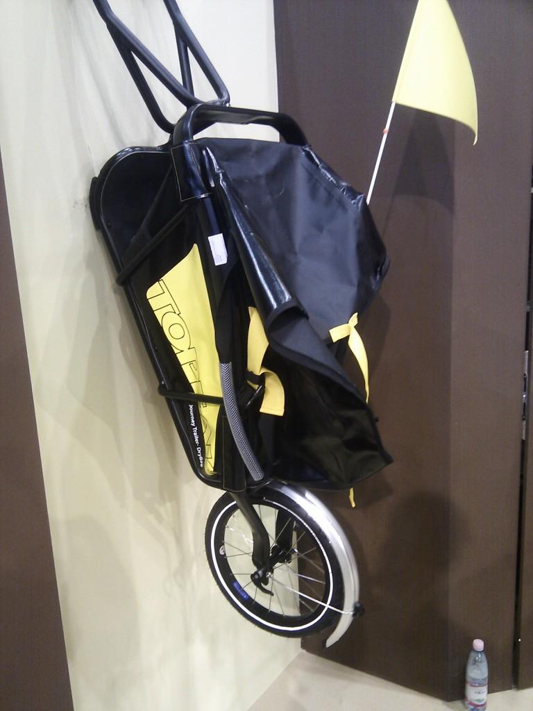 Topeak Journey Trailer biciklis utánfutó