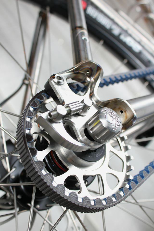 bicikli szíjhajtás