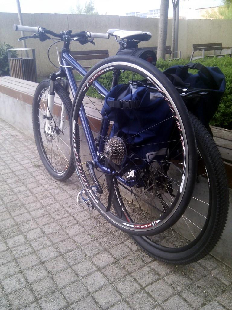 crosso twist kerék szállítás