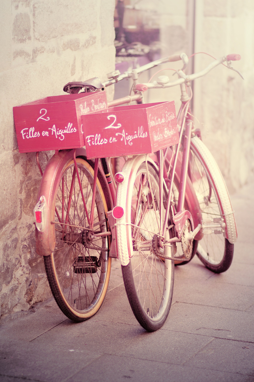 biciklik ládával