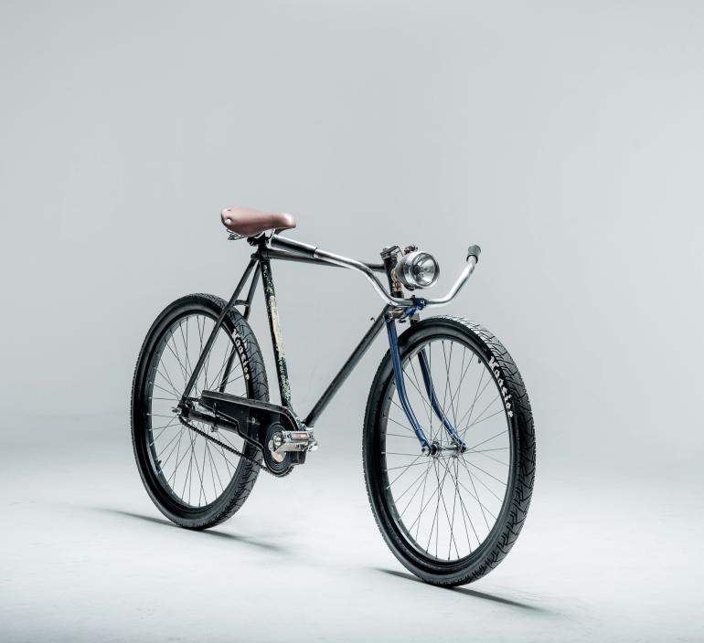 Ratrod bike