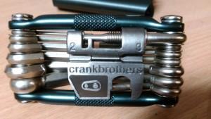 crankbrothers c19 csukva