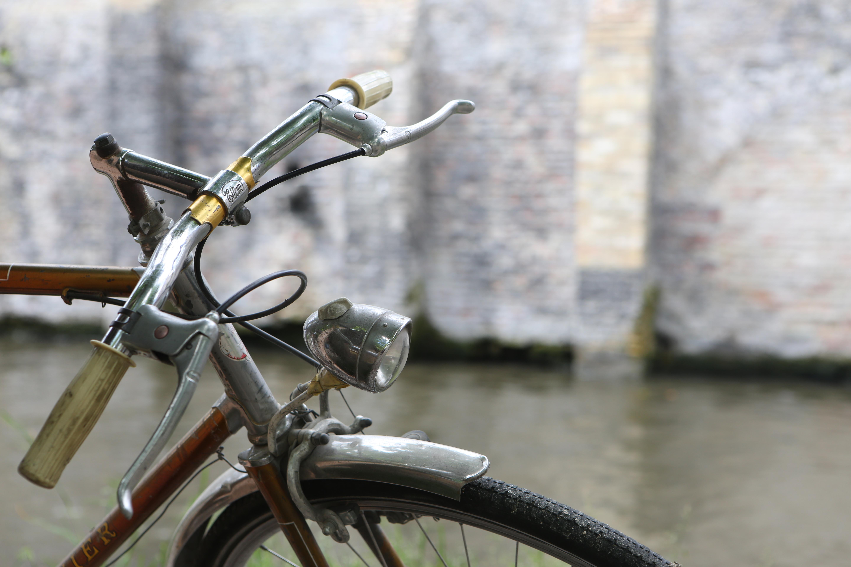 Retró városi bicikli