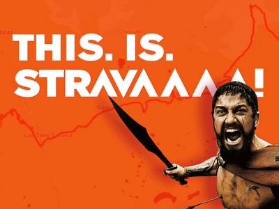 this is strava!