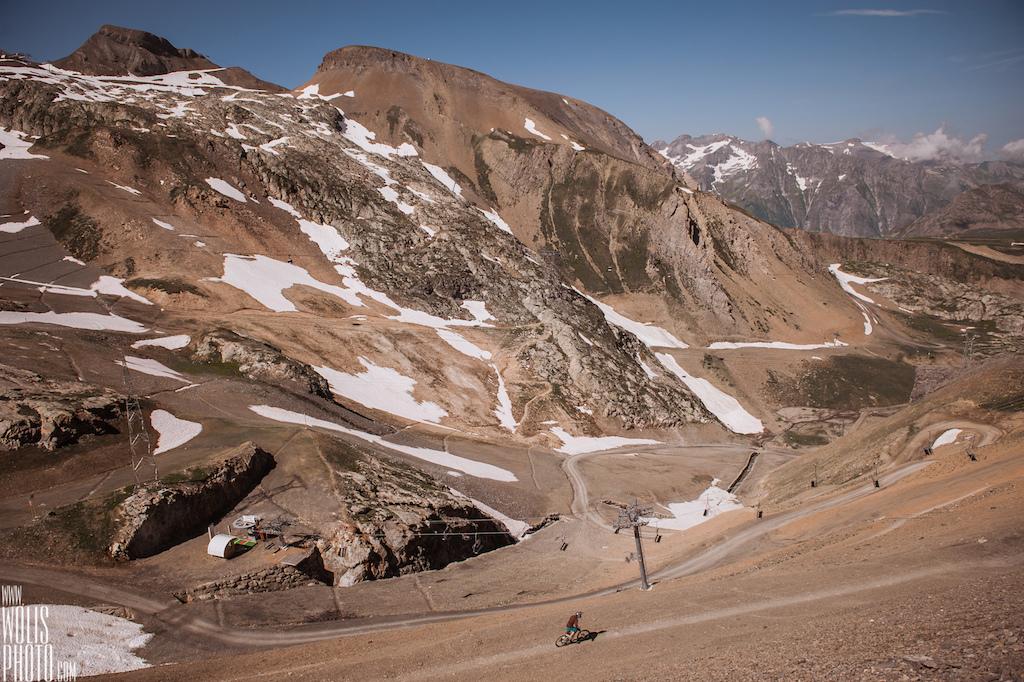 Les 2 Alpes MTB