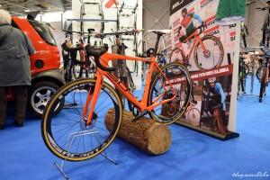 gyönyörű Cyclo-cross gép