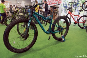 Cannondale 27+ bicó, érdekes a színe