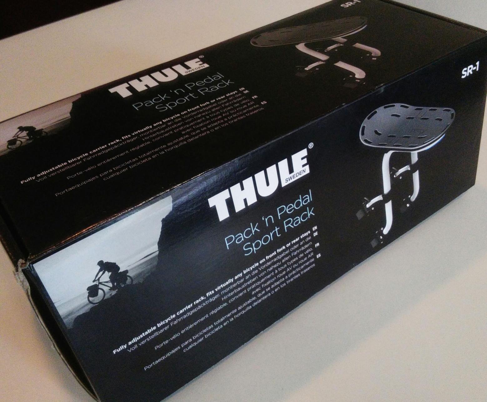 Thule Pack'n Pedal doboz