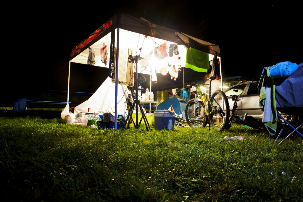 Zánka 24 órás bicikliverseny Bringabanda HQ