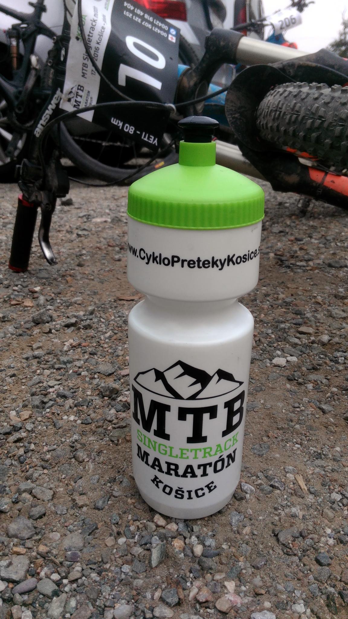 Kassa singletrack MTB maraton 2016 - kulacs