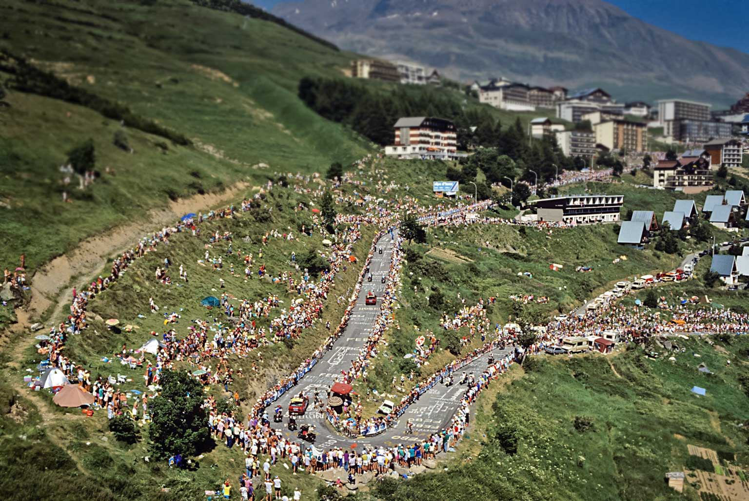 Alpe d'Huez Tour