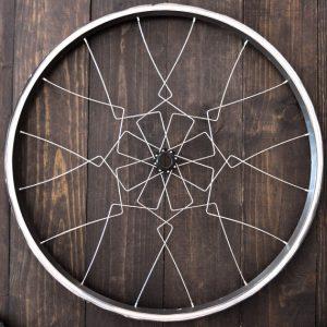 bicikli felni fali dísz