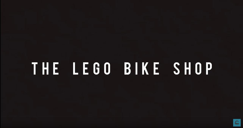 LEGO bicikli üzlet