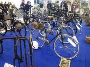 Retro bicikli stand