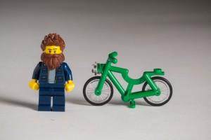 LEGO bicikli