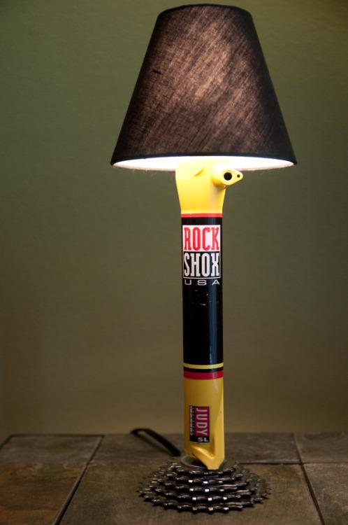 Használt bicikli alkatrész lámpa