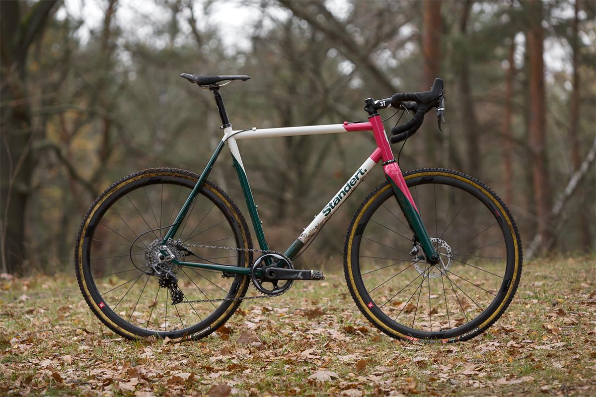 tricolor cyclocross