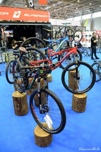 Rock Machine MTB csokor