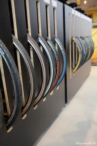 Michelin színes bicikli gumik