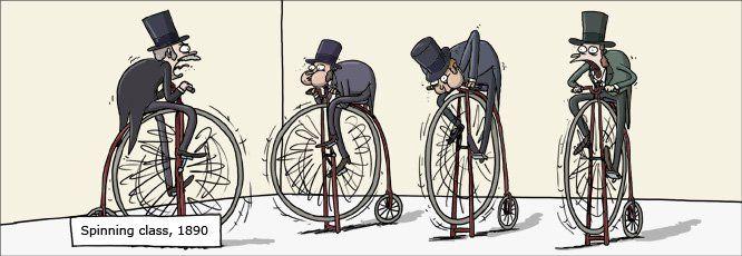 spinning class 1890