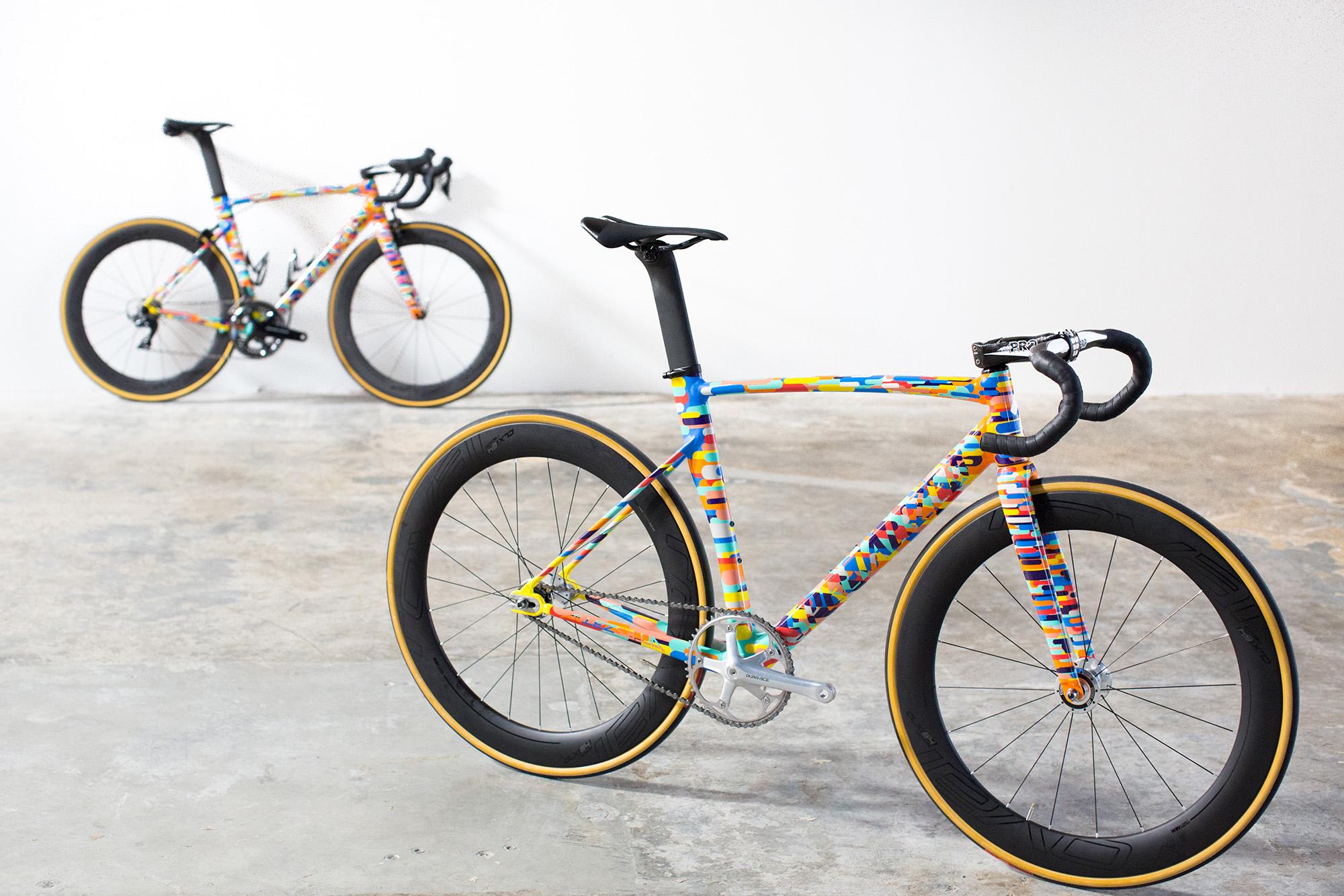 Specialized track bike