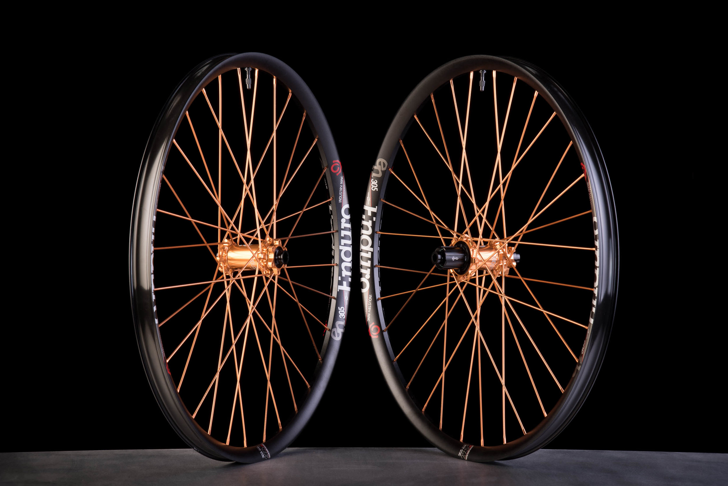 Industry Nine Copper En305's
